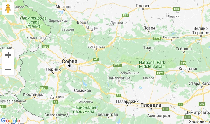 Lesno Li Se Namirat Dobri Karti Na Blgariya Onlajn Kreposti Info